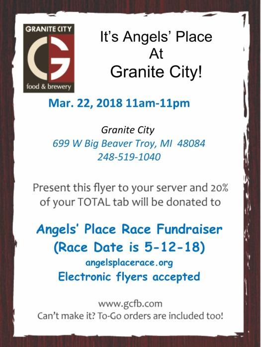 Granite City Flyer 3-22-2018